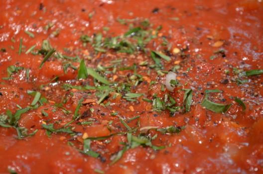 meatless sauce